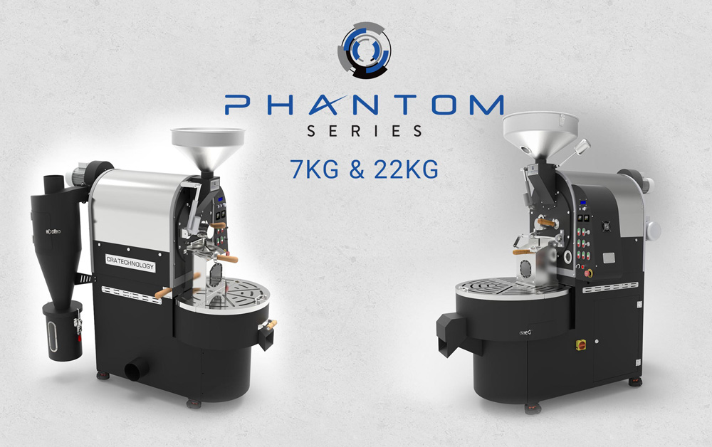 Phantom Series Coffee Roasters